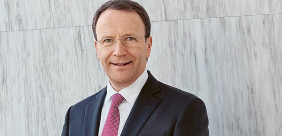 Mark Schneider, CEO da Nestlé